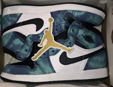 ☑️ Air Jordan 1 High OG Tie Die Size 3y ☑️ In Hand Ready To Ship!