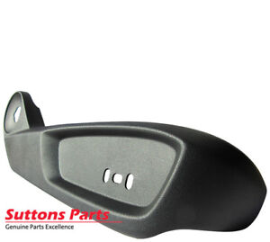 GENUINE HOLDEN VE COMMODORE DRIVERS LOWER SEAT TRIM PANEL PART 92197753