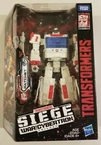 RATCHET Transformers Siege War For Cybertron Walgreens Exclusive