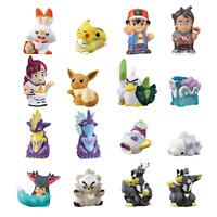 """PSL Pokémon kids """"Ver. The Isle of Armor"""" Soft vinyl Figure Finger puppet Japan"""