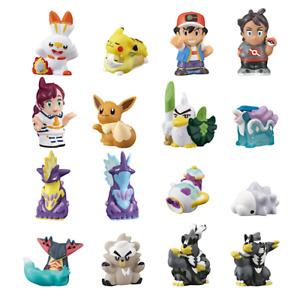 "Pokémon kids ""Ver. The Isle of Armor"" Soft vinyl Figure Finger puppet Japan"