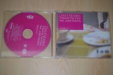 David Morales Presents The Face Featuring Juliet Roberts – Needin' U ll CD-Maxi