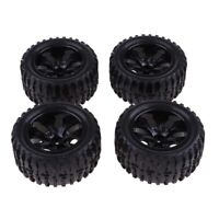"""4pcs 1/10 1.9"""" Wheel 103mm OD Tire Tyre for Traxxas Axial RC Monster Truck D"""