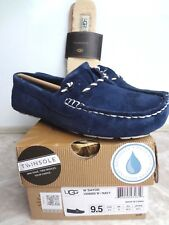 UGG Sayde Moccasin Women US 9.5 Navy - Brand New - Free Shipping