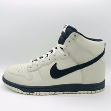 Nike Dunk High 'Light Bone' Shoes Mens Size:10 NWB 904233-002