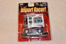 Jada Toys Import Racer! 1:64 2004 Mazda RX8 RX-8 MazdaSpeed Borla Kicker RARE