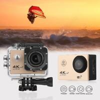 F60R 4K WIFI WasserDichte Action Kamera HD 1080P 16MP Sport DV Kamera für GOPRO