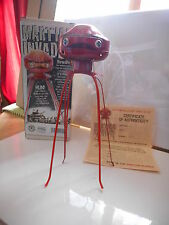 tole tin toy invasion martienne martian invader mecanique mechanical