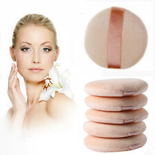 5x Facial Beauty Sponge Powder Puff Pads Face Foundation Makeup Cosmetic Tools~