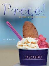 LOOSELEAF FOR PREGO AN INVITATION TO ITALIAN, Lazzarino, Graziana, Good Book
