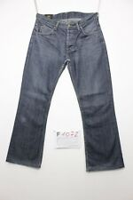 Lee Denver Bootcut (Cod.F1072) Tg.46 W32 L34  jeans usato boyfriend accorciato