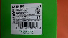 Telemecanique Gv2 Me07 Motor Circuit Breaker 1.6-2.5a NFP