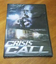 Crisis Call (DVD) Anthony Hackett Mariela Hill Eric Slodysko movie film NEW