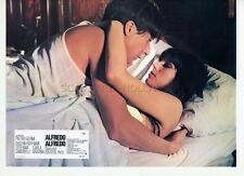 DUSTIN HOFFMAN STEFANIA SANDRELLI ALFREDO ALFREDO 1972 VINTAGE LOBBY CARD #3