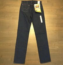 NWT Wrangler The Original Fit Cowboy Cut Jean Pro Rodeo Competition Mens 32 x 40