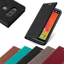 Handy Hülle für LG V20 Cover Case Tasche Etui mit Kartenfach