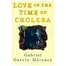Love in the Time of Cholera by Gabriel García Márquez (1988, Hardcover) No DJ