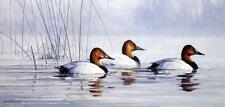 """Scott Zoellick """"Three Kings"""" Duck  Art Print   9.75"""" x 4.75"""""""