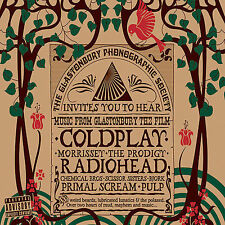 Music from Glastonbury Film 2 CD Morrissey Joe Strummer Coldplay Radiohead Bjork