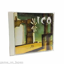 Ico Melody in the Mist Soundtrack Japanese Import used