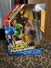 Marvel Super Hero Mashers Wolverine Figure Hasbro Brand new Factory sealed