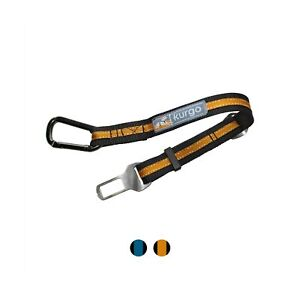 Kurgo Dog Seat Belt Pet Safety Vehicle Seatbelt Harness, Adjustable Length