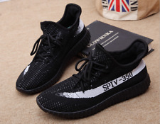HOT SPORTS MENS YEEZY 350 BOOST TRAINERS FITNESS GYM SPORTS RUNNING SHOCK SHOES