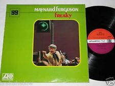 MAYNARD FERGUSON freaky LP Atlantic Rec. UK 1968 JAZZ