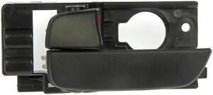 Dorman HELP! 81098 Interior Door Handle Front Left Textured Blac|Fast Shipping