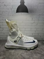Nike KD 8 Elite White Basketball Shoes 834185 144 US Men Size 9.5
