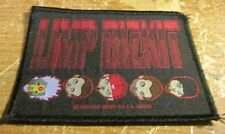 Limp Bizkit Collectable Vintage Patch Woven English Picture