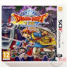 Jeu Dragon Quest VIII : L'odyssée du roi maudit [VF] Nintendo 3DS NEUF Blister