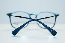 4452a90c89 NEW RAY BAN RB 8954 8030 BLUE GRAY AUTHENTIC EYEGLASSES RX 8954 48-18-