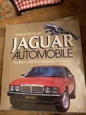 Buch Jaguar Automobile