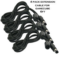 Pegly 6ft Extension Cable cord For Nintendo Gamecube Classic Remote Controller 4
