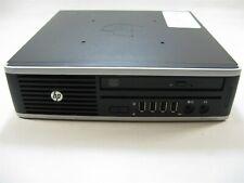 HP 8300 Ultra Slim Desktop PC 2.9GHz Core i5 256GB SSD 8GB Windows 10 (Grade B)