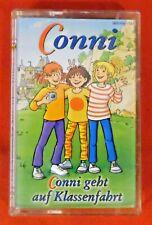 MC : Conni , geht auf Klassenfahrt , Karussell 060249817747 , 2004 , Made in EC