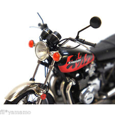 MARUSAN Kawasaki 750RS Black Fire custom paint Version 1/18 limited 1000 pcs