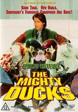 D2 THE MIGHTY DUCKS : NEW DVD