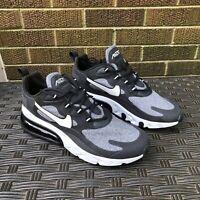 Nike Air Max 270 React Black Grey White Mens Running Shoes AO4971-001 Size 11