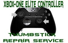 Xbox One ELITE Controller Repair Service Broken Drifting ThumbStick