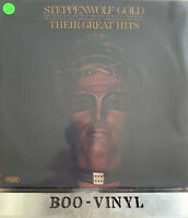 Steppenwolf Gold (Their Great Hits) Probe SPB 1033 Vinyl LP 1971 A1-B1 VG+