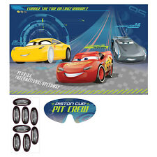 Disney Cars Birthday Party Game Boys Cars Party Supplies
