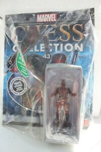 Eaglemoss Marvel Chess Collection Series 2 Number 43 Deadpool