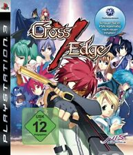 Cross Edge (X-Edge)  PS3