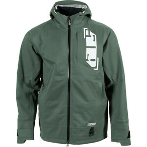 509 STOKE JACKET Snowmobile Un-Insulated SHELL - FRESH GREENS - Size XL - New