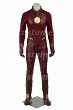The Flash Season 2 Barry Allen Outfits Uniform Props Halloween Cosplay Costume