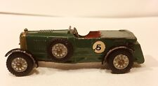 Matchbox MOY No 5 - 1929 4.5 Litre Bentley. VGC..