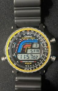 Casio DW 403 Module 933 Surfing Timer from 1989 – Vintage Collectible