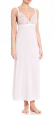 La Perla Myrta Long Nightgown White XS NWT $214